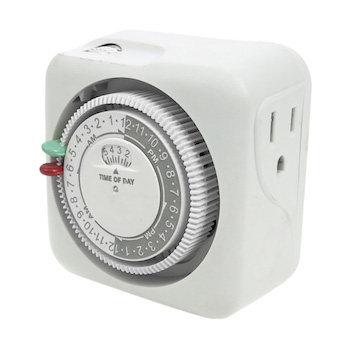 4 Types Of Electric Timers And Light, Outdoor Timer For Lights Instructions
