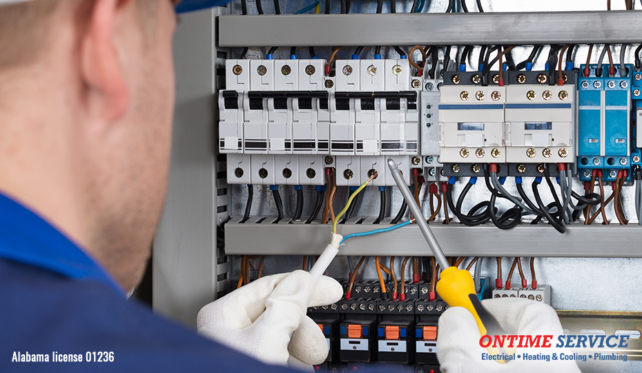 Safely Reset Circuit Breakers | OnTime Service | Hvac Reset Fuse Box |  | OnTime Service